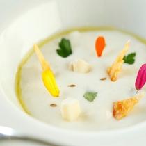 【料理】冷スープ