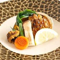 【別注料理】アワビステーキ