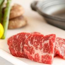【別注料理】和牛鉄板焼