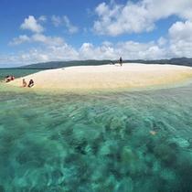 *【バラス島】青い空と海♪そして白い砂浜!海遊びを満喫♪