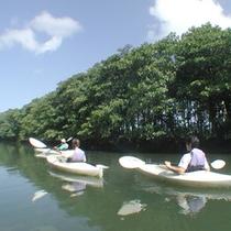 *【カヌー】探検気分?!自力で漕ぐから楽しい♪