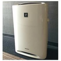 加湿空気清浄機:全客室に設置しております