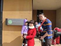 軽井沢は楽しめましたか?また、遊びに来て下さいね。