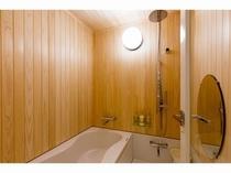 プレミアムルーム和洋室 おしゃれなお風呂♪