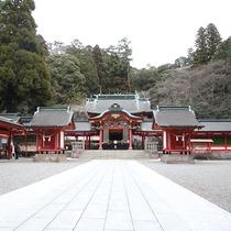 *【霧島神宮】鹿児島県、屈指のパワースポット