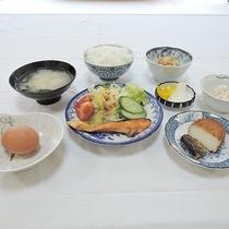*【お料理】健康を考えた和朝食♪