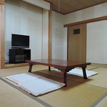 *【お部屋】和室10畳☆全部屋トイレ付き!