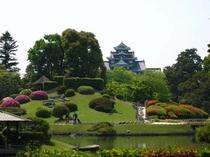 日本三名園「後楽園」