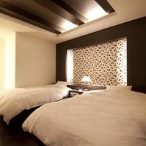 ●2F洋室 菫(すみれ)<寝室>
