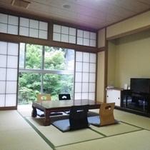 *【お部屋一例】落ち着いた和室のお部屋で、ごゆっくりとお寛ぎください♪