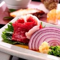■【夕食一例】妥協する事無くこだわり尽くした、 料理人の技と旬の食材が融合。