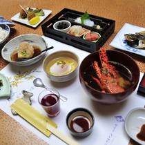 *【朝食例】身体に優しい、和食の朝ごはん。