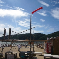 *【下田外浦海岸】夏は海水浴もおすすめ!