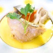 *お料理  魚料理 一例