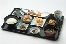 【朝食】人気NO.1 ご飯とみそ汁が落ち着く和食