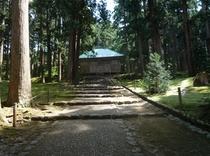 平泉寺白山神社本堂