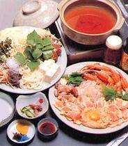 お食事例:鍋料理