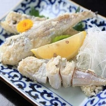 春の旬【ハタハタ寿司】