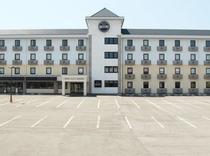 広い駐車場スペース