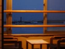 【海側客室からの景色】
