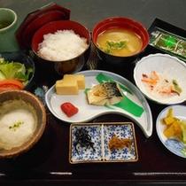 *【和朝食】人気の朝食は和・洋お好みのメニューをお選びいただけます
