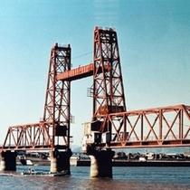 大川昇開橋