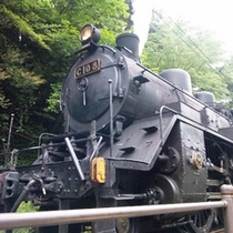 【大井川鉄道SL列車】