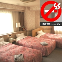 【禁煙】トリプルルーム★3名以上のグループに最適なお部屋