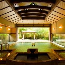 ●男性大浴場①