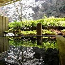◆貸切風呂※一例(春)