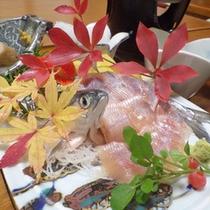 *【夕食例】地元の恵みをこの機会にお楽しみ下さいませ。
