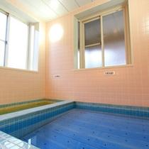 *【女性用大浴場】十和田湖温泉と天然温泉水が楽しめるお風呂。