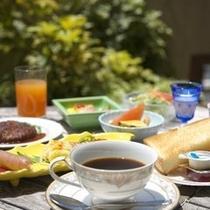 朝食イメージ(ダイニング外)