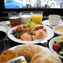 ☆バイキング朝食2