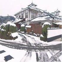 雪も降る【薩摩の里】