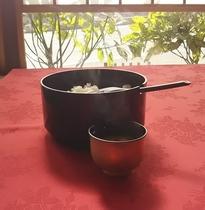 ある日のご朝食 ごはんとお味噌汁♪