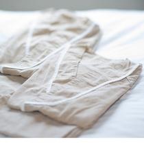 【客室】作務衣