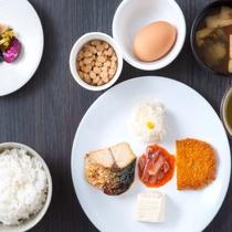 【朝食】盛り付け⑤