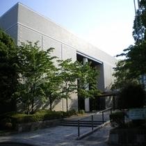 【刈谷市美術館】ホテルより徒歩3分。期間限定で催される展覧会は必見です。