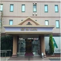 【外観】当ホテルは刈谷市総合文化センターの隣にございます。