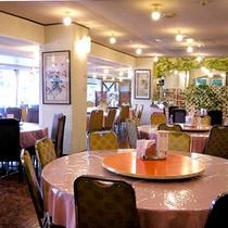 *レストラン「中国料理 西湖」猪苗代湖を眺めながら、本場・中国の味を満喫できます。