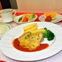 洋夕食(一例)
