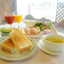 *【選べる朝食】洋食メニュー
