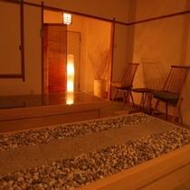 ゆったりとデトックス個室貸切低温岩盤浴「渚」