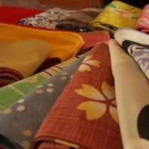 30種類から選べるお洒落な色浴衣