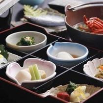 作りたて干物と漁師汁【漁師町の朝食】