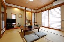 和室_お風呂は4階の大浴場へどうぞ。※時間はお尋ねください