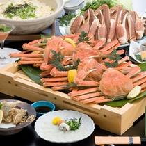 蟹ふぐコース(蟹すき)