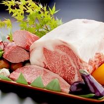 細かいサシが入った柔らかい上質のお肉をご堪能下さい。(写真はイメージ)