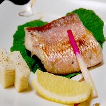 【ぐじ(甘鯛)の若狭焼き】若狭で獲れた脂の乗ったぐじならではの料理法♪絶品です!